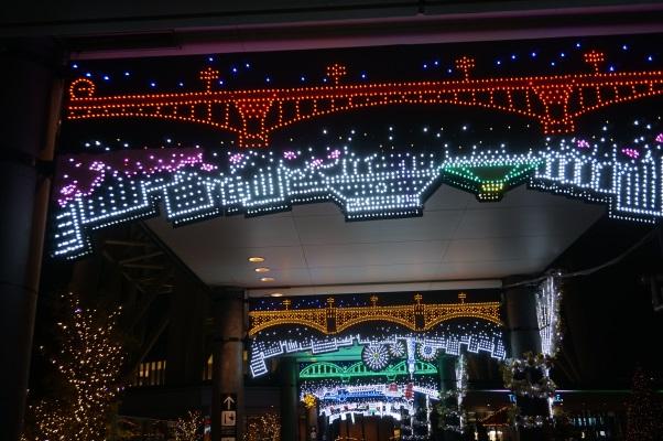 ソラマチクリスマス20159