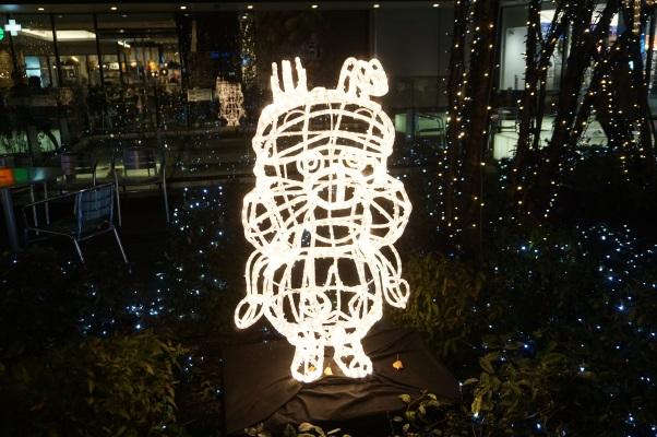 ソラマチクリスマス20154