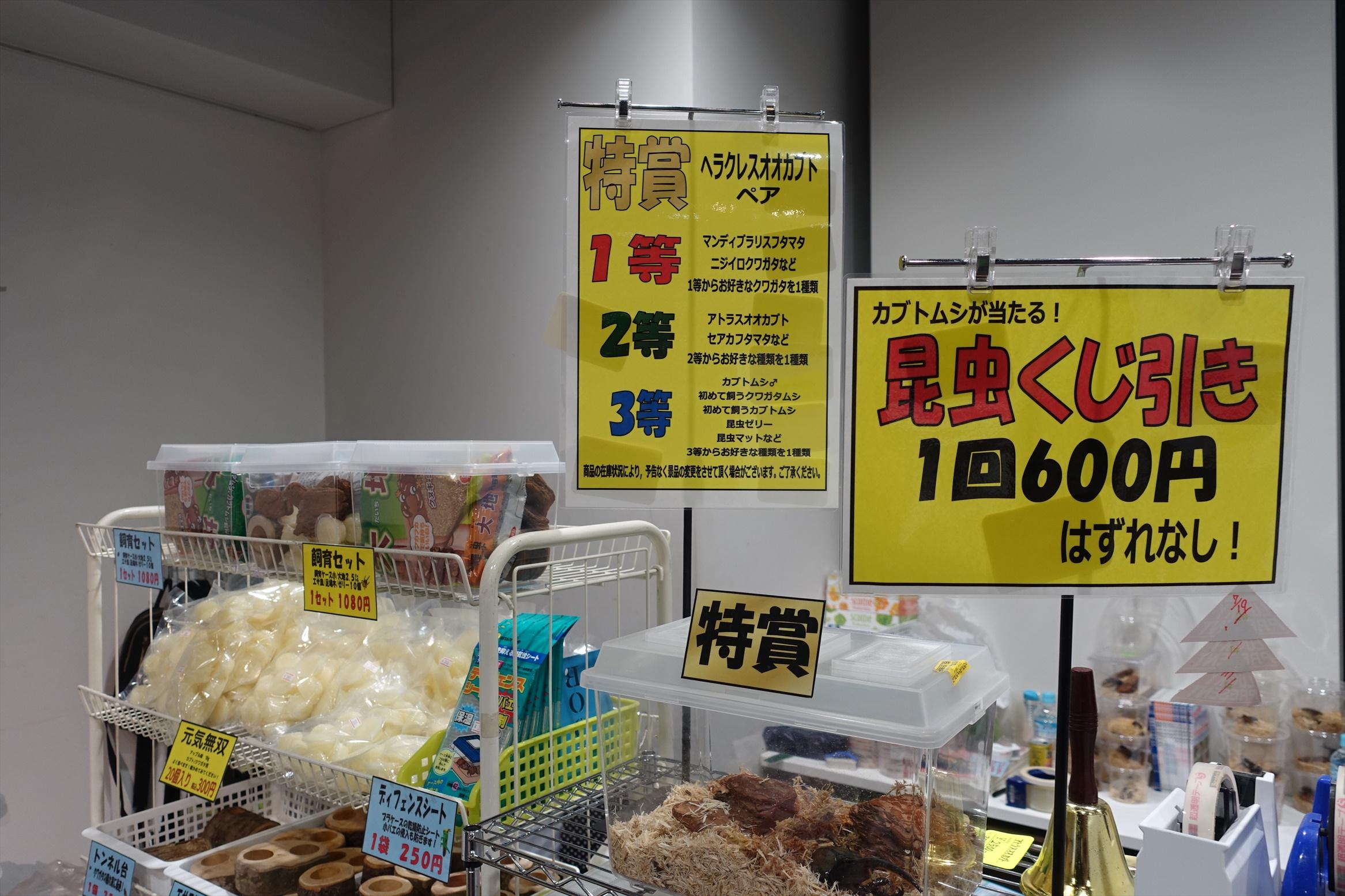 大昆虫展inスカイツリータウンソラマチ065