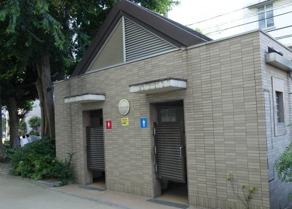 錦糸公園トイレ2