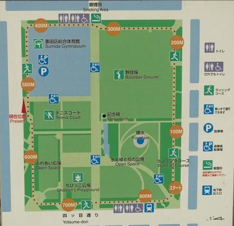 錦糸公園マップ