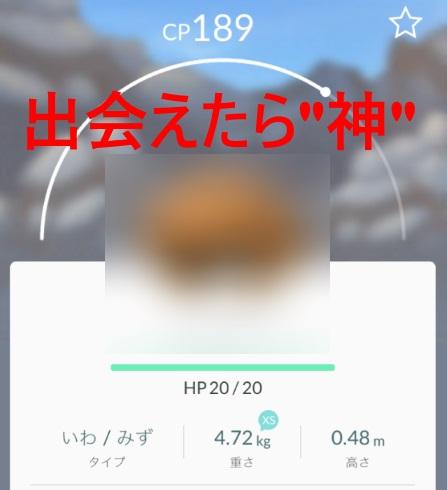 ポケモンGO錦糸公園レアポケモン