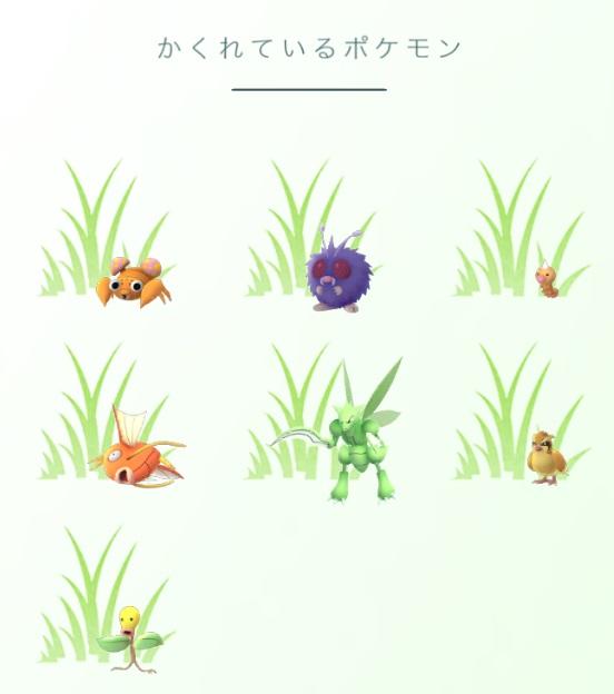 墨田公園ポケモンGOd