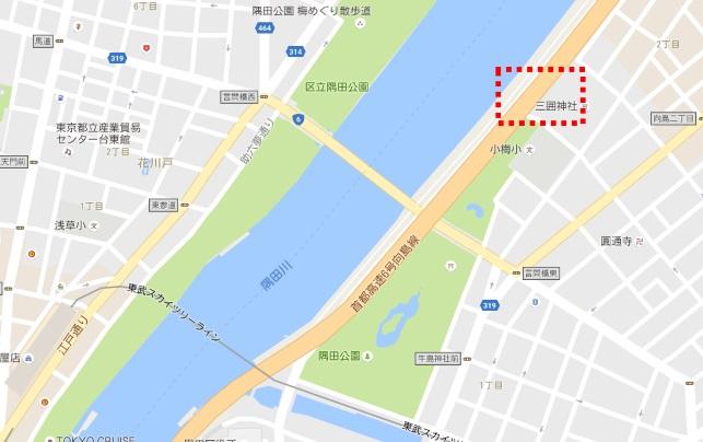 墨田公園ポケモンGOl