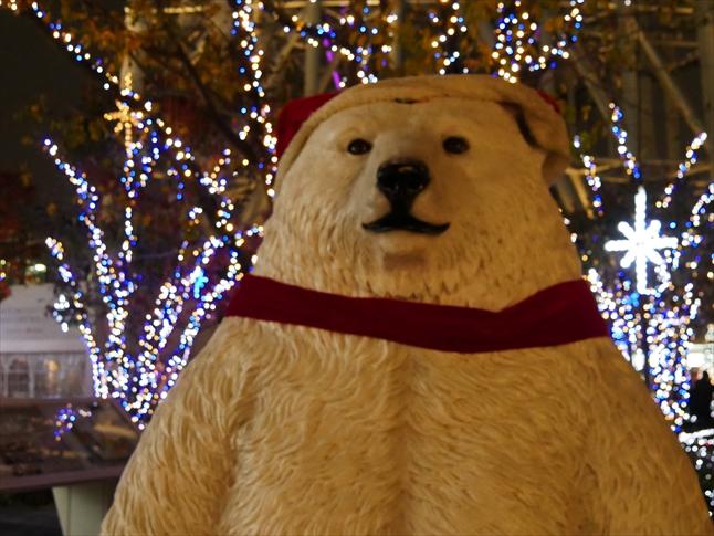スカイツリータウン クリスマスイルミネーション