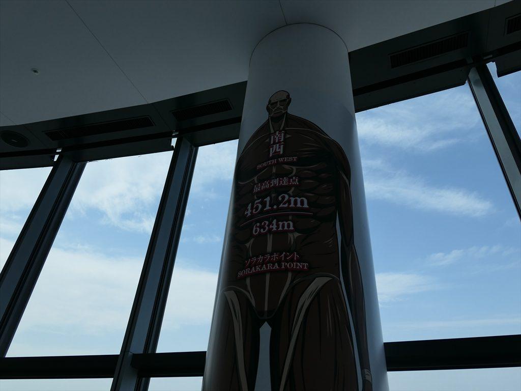 進撃の巨塔