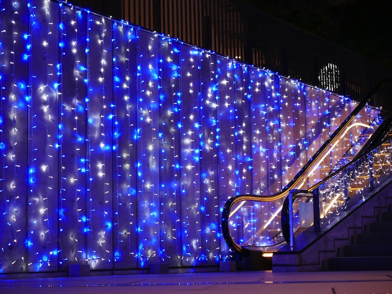 スカイツリータウンソラマチクリスマスイルミネーション2017