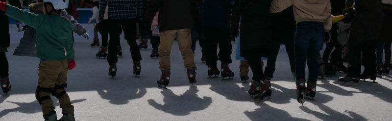 アイススケートパーク2018