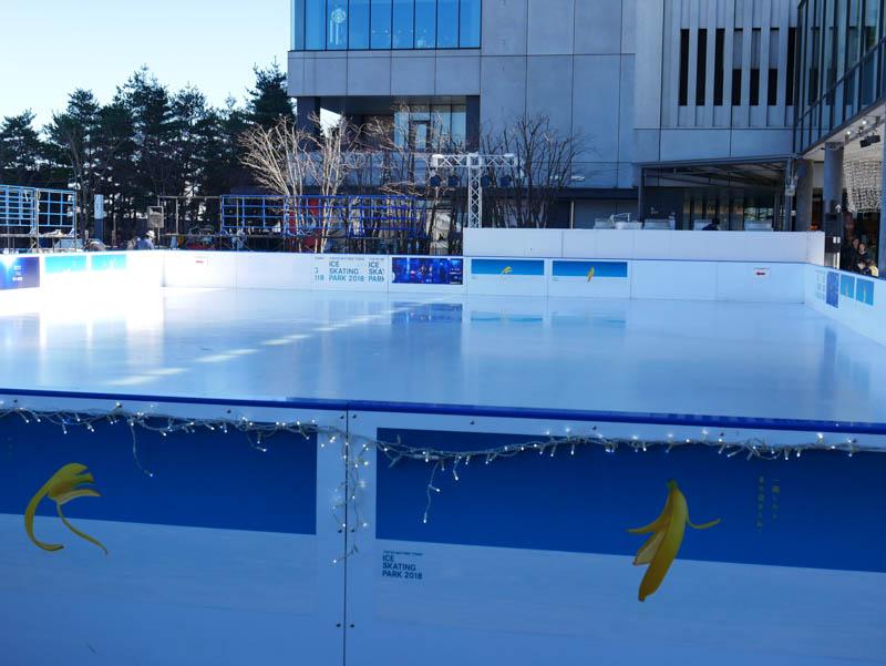 スカイツリータウンアイススケートパーク