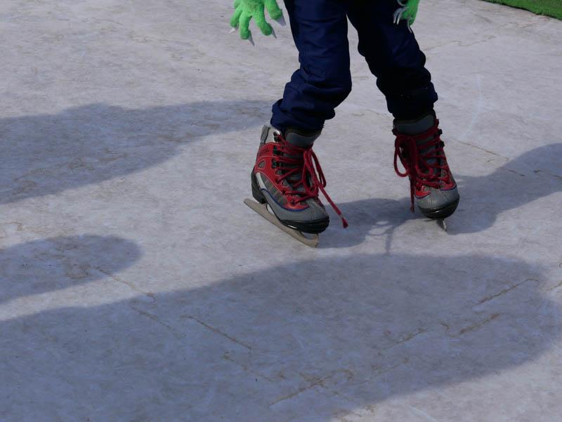 アイススケートパーク2018 キッズリンク