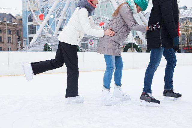 アイススケートパーク2019