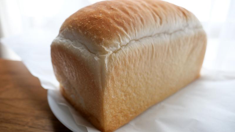 ボヤージュサイド 北海道食パン チーズ