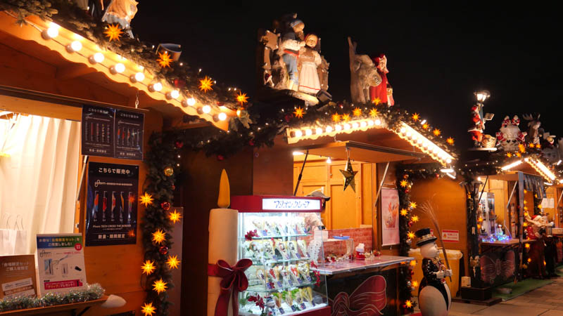 スカイツリー・ソラマチ クリスマス クリスマスマーケット