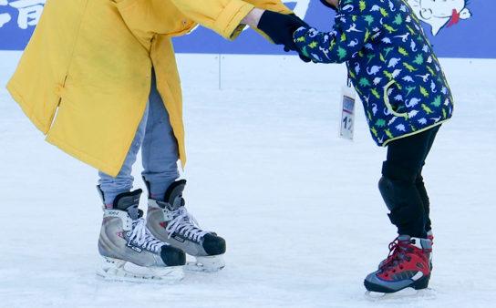 アイススケートパーク レッスン