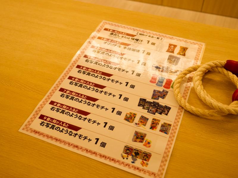 くら寿司 浅草 縁日 景品