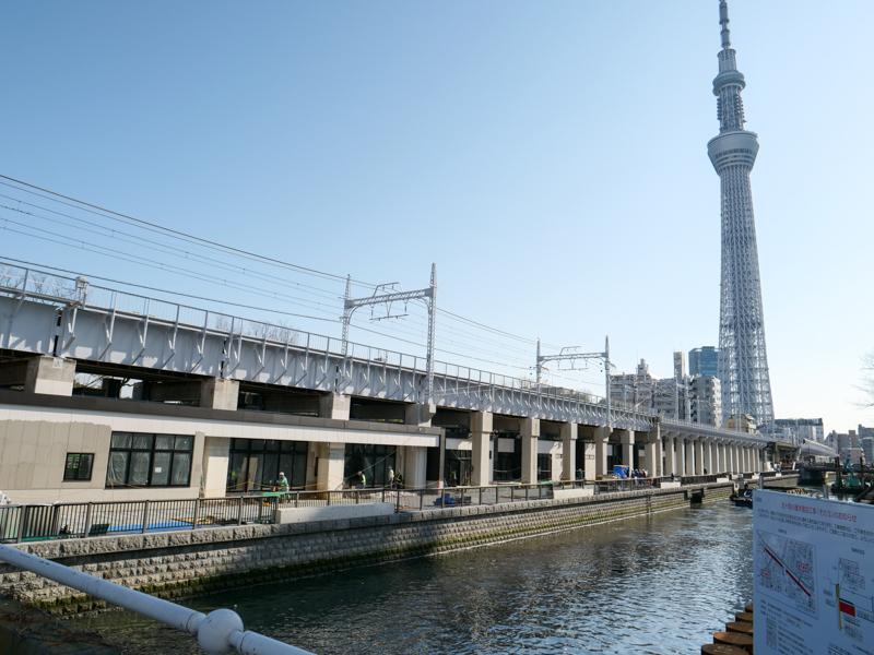 東京ミズマチ ウエストゾーン