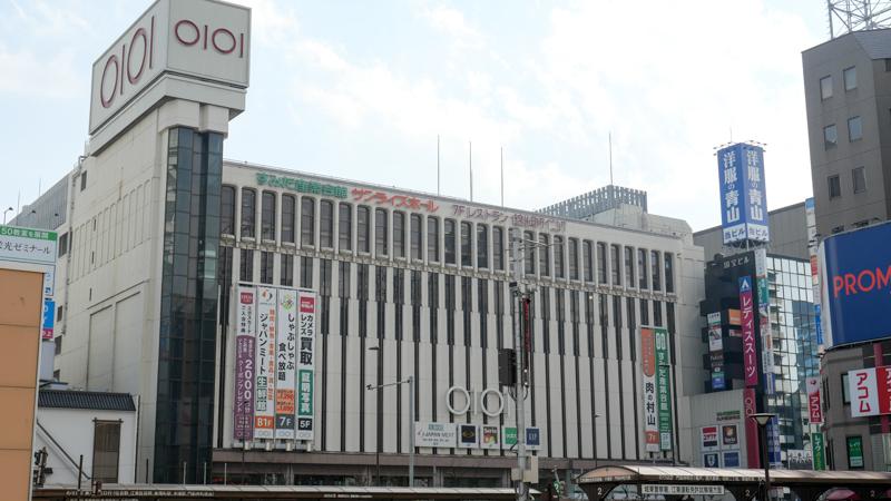 丸井錦糸町
