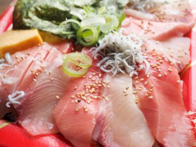 ニダイメ野口鮮魚店 ソラマチ